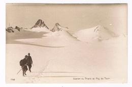 CH-4894   Glacier Du Trient Et Aig Du Tour - VS Valais