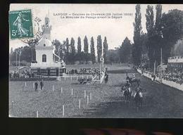 LANGON COURSES DE CHEVAUX - Langon