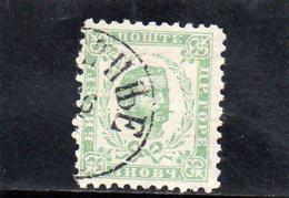 MONTENEGRO 1889-93 O - Montenegro