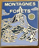 D D 75.....ECUSSON........MONTAGNES ET FORETS   Au Dos  JARSY.... Région Auvergne-Rhône-Alpes - Steden