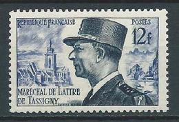 FRANCE 1954 . N° 982 . Neuf **  (MNH) - France