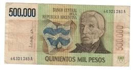 Argentina 500000 Pesos - Argentina