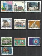 TEN AT A TIME -- LOT OF 10 DIFFERENT 3 - OBLITERE USED GESTEMPELT USADO - Luxembourg