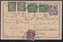 DR GS Zfr. Minr.158,2x 159,2x 187 KOS Liedolsheim (Amt Karlsruhe) - Deutschland