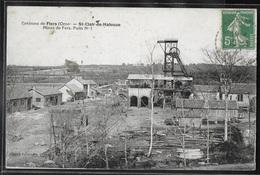 CPA 61 - Saint-Clair-de-Halouze, Mines De Fers - Puits N°1 - Other Municipalities