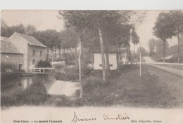 EBEN - EMAEL   LE  MOULIN  THONNARD - Bassenge