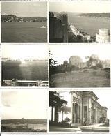 Turquie, Istanbul, Bosphore,port, Rue, Palais, Lot De 22 Photos, 1967   (bon Etat)  Dim: 12 X 8.5 - Luoghi