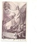 M6026 Commemorativa Pellegrinaggio Pantheon 1901 Morte Re Buono Viaggiata - Funerali