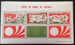 Gabon 1974 World Cup Soccer ,Munich - Gabon