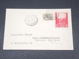 VATICAN - Enveloppe  Pour L 'Allemagne ( Zone Russe ) En 1949 - L 19450 - Storia Postale