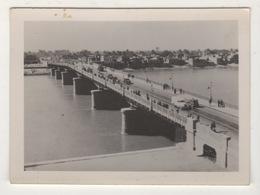 IRAQ BAGDAT BRIDGE PHOTOCARD - Iraq