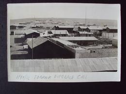 COLONIE ITALIANE AFRICA ORIENTALE TOBRUK LIBIA 1912 FOTO OSPEDALE DELLA CROCE ROSSA C.R.I. - Foto
