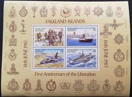 Falkland Islands  1rst. Anniv.of The Liberation - Falkland Islands