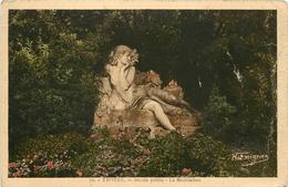 TROYES JARDIN PUBLIC LA MEDITATION - Troyes