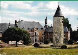 """! - Belgique - Oteppe (Burdinne) - Centre De Vacances """"L'Hirondelle"""" - Le Château - Burdinne"""
