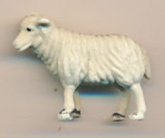 Figurine Animaux : Mouton, Brebis, Agneau (2 Scans) - Beeldjes