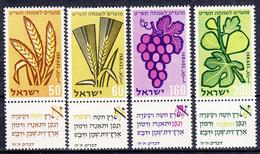 ISRAËL - Philex - 1958 - Nr 167/70 - MNH** - Israël