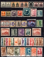 Sarre Belle Collection Neufs * 1920/1935. Bonnes Valeurs. B/TB. A Saisir! - Sarre