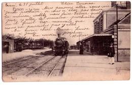 1790 - Evron ( 53 ) - La Gare - MY5 Coll. A.D. à Na - Evron