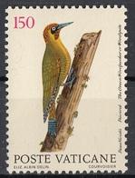 Vaticano 1992 Blf. 857  Uccelli Birds - Picchio Verde - Picus Viridis  Nuovo - Climbing Birds