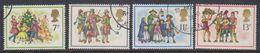 Great Britain 1978 Christmas 4v Used (39165) - 1952-.... (Elizabeth II)