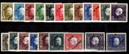 Autriche-Hongrie Postes De Campagne YT N° 1/21 Complet. B/TB. A Saisir! - 1850-1918 Empire