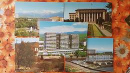 KAZAKHSTAN. ALMATY Capital.  13 Postcards Lot - Old Pc 1987 - Kazakhstan