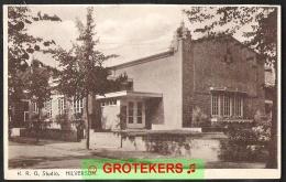 HILVERSUM K.R.O. Studio 1939 - Hilversum
