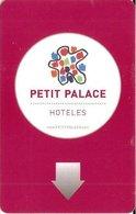 SPAGNA KEY HOTEL Petit Palace - Hotel Keycards
