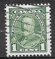 1935 1 Cent King George V Used - 1911-1935 Règne De George V