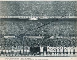 FOOTBALL : PHOTO, LE STADE DE LA LUZ, BENFICA DE LISBONNE, PORTUGAL, LE MUR, COUPURE REVUE (1964) - Autres