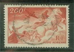 FRANCE POSTE AERIENNE YT 19 Voir Scan - 1927-1959 Used