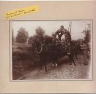 Carte Photo - ROSIERES-SAINT-ANDRE - 28 September 1930 - Fête Du Centenaire - Rixensart - Rixensart