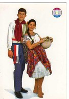 PARAGUAY Couple Typique, Folklore - Paraguay