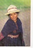 Nina Campesina Vilacayma BOLIVIA , Photo Peter Mc Farren - Bolivie