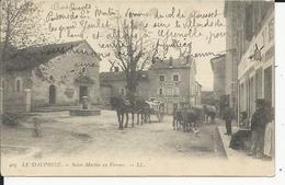 Saint Martin En Vercors - Frankreich