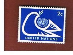 ONU (UNITED NATIONS) NEW YORK   -  SG  253 -   1974  PEACE DOVE  - MINT (**) - New York -  VN Hauptquartier