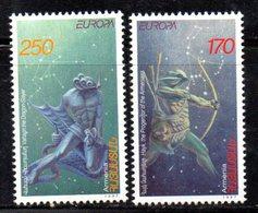 52 490 - ARMENIA 1997 , Serie  Unificato N. 292/293 Nuova ***  Europa Cept - Armenia