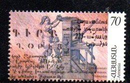 63 490 - ARMENIA 1997 , Serie  Unificato N. 285 Nuova *** - Armenia