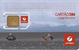 Mobil Phonecard Optimus - Portugal - Portugal