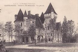 CASTELNAUD - Château Des Milandes - Vue Générale - France