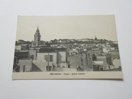 CPA - TANGER (Maroc) - Eglise Catholique - Tanger