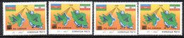 175 490 - AZERBAIGIAN 1994 , Serie  Unificato N. 122/125  Nuova *** - Azerbaïjan