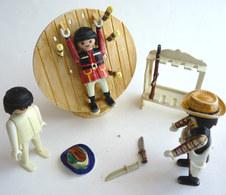 TRES RARE PLAYMOBIL COLOR EQUIVALENCE DE  BOITE 3640 1978 A 1982-83 EN LOOSE Klicky - Playmobil