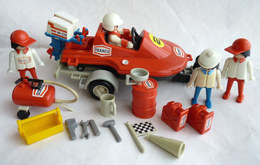 RARE PLAYMOBIL EQUIVALENCE DE  BOITE 3538 BATEAU ET REMORQUE 1979-80 à 1983-84 EN LOOSE Klicky - Playmobil