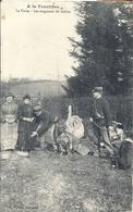 NORD - 59 - Photographe D'Haumont - La Visite à La Frontière - La Visite - Les Exigences Du Métier - Dogana