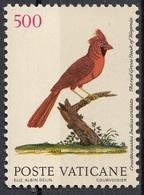 Vaticano 1992 Blf. 860  Uccelli Birds - Frusone Crestato -  Nuovo - Sparrows
