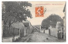 (20448-51) Bergères Les Vertus - Rue Du Petit Orme - Saint Etienne
