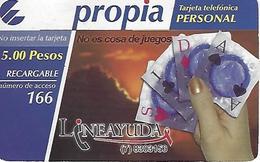 ETECSA - Rechargeable For National And Local Callings - 5.00 Pesos - Cuba - Cuba