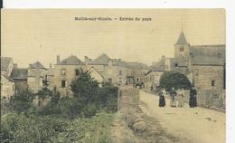 Nuillè Sur Vicoin  Entrée Du Pays   Carte Toilée - France